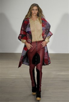 Matthew Williamson Fall 2011 Runway Review